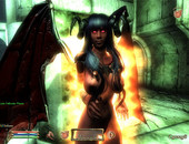 The Elder Scrolls - Oblivion Mod MONSTERGIRL for the game The Elder Scrolls 4: Oblivion