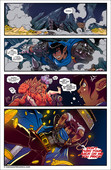 Mana World Comics Chapter 10 Blood in the Water