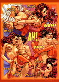 IGNACIO NOE collection adult comics Eng/Spa (JPG, PDF)