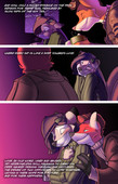 Miles-DF Foxy collection furry comics (10 pix)