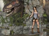 DeTomasso - Lara Croft (3D,All Sex)
