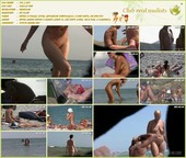 Sun Worshippers 1 - Nudists beach
