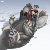 Beastiality Hentai Pics Pack 16 CG Manga Doujinshi