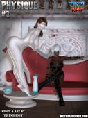 Metrobaycomix - Physique 1-3