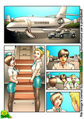 Innocent Dickgirls - The Futa Flight