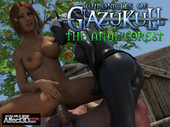 Gazukull - The Chronicles of Gazukull: The Anal Forest
