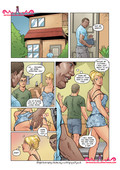 Inter Racial Comics Porn - The Friend