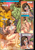 Superheroinecomixxx - Freedom Stars - Cattle call 1-2
