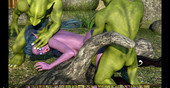 Zuleyka - Goblins Fuck-Toy