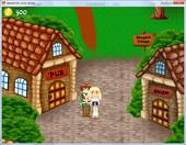 Vanja's World Games - monster love hotel Eng game