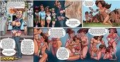 Lustomic - Sissy Island (Adult Gender Bender Comics)