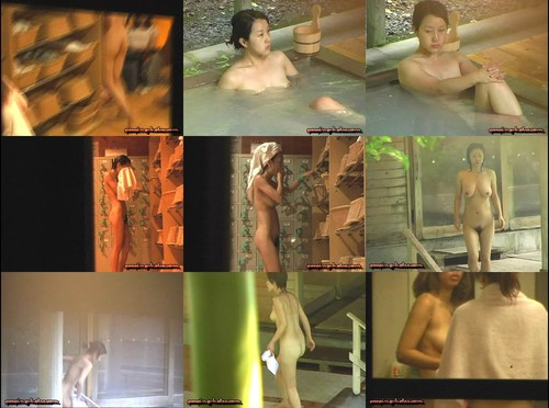 peeping-holes 元オリーブ撮影隊の張込み!ぷるるん秘境温泉Vol.1-Vol.2