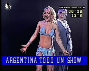 Maria Eugenia Rito busty tank top