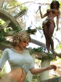 fantasyerotic -  Nella The Treasure Hunter