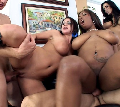 Candace Von,Veronica Rayne, Whitney Stevens – Score Videos   Street Whore Fucks FullHD 1080p