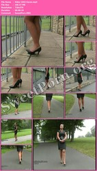 StilettoGirl.com Video 1042 Karen Thumbnail
