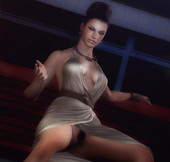 Sexual and naked heroines of games
