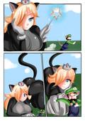 Saintxtail - Kitty Rosalina Noms Luigi