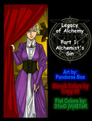 PANDORA BOX  -  LEGACY OF ALCHEMY