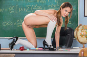 Dillion Harper - No Squirting In Class (solo)