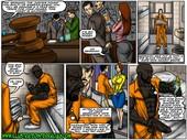 ILLUSTRATEDINTERRACIA - PRISON STORY