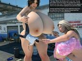 Redfired0g - Junkyard Girls ch 1