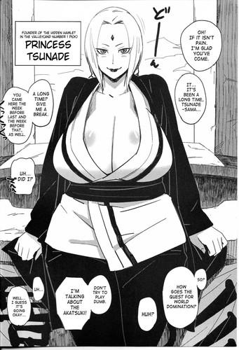 Naruto chichikage hanjouki - 3 part 5