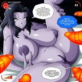 Witchking00 - Tali vs Miranda ch 1